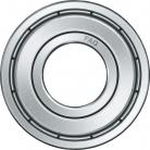 FAG Bearings-6210-2Z-C3 DEEP GROOVE BALL BEARING-Shielded