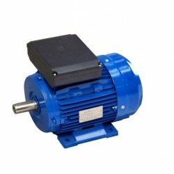 1 PH Electric Motor 0.75kw 2pole Cap Start/Cap Run