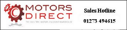 Electric Motors, Motors-Direct - Electric Motors, 3PH-1PH Electric motors, 1 Phase-3 Phase electric motors